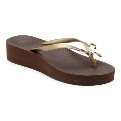 Bondi Wedge Toe Post Sandal