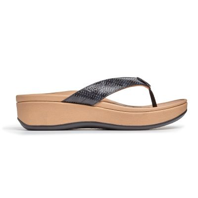 Pilar Platform Sandal