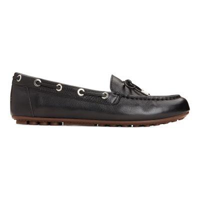 Virginia Leather Moccasin
