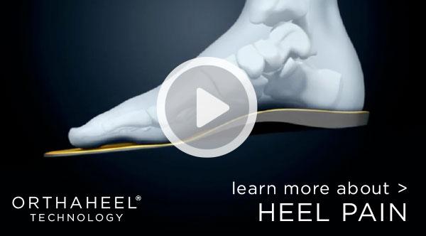 How Orthaheel Technology Helps Reduce Heel Pain