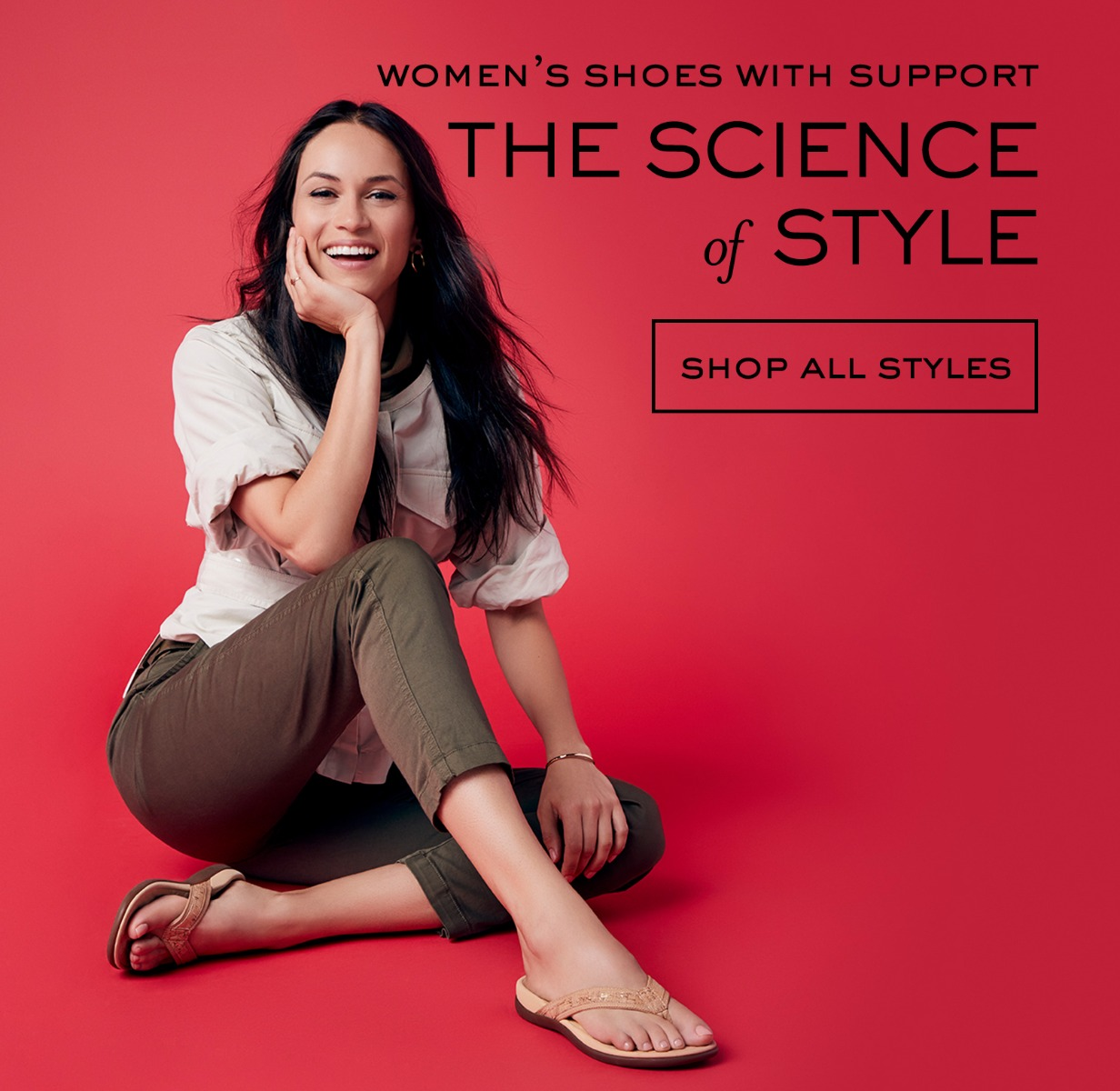 Vionic Women's shoes with support